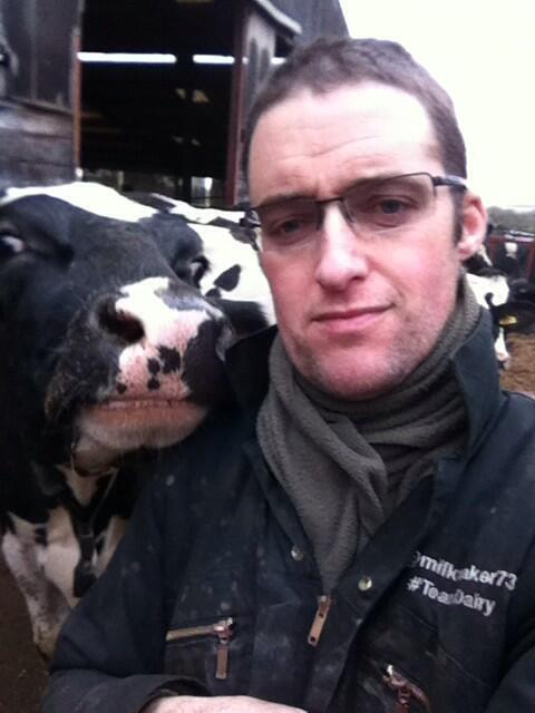 Another #TeamDairy photo, keep up the good work!