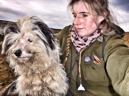 Fantastic camera work, brilliant Farming Selfie.